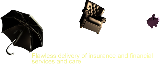 Flawless delivery of insurance and financial services and care. Stand out from the rest with fast, reliable service to customers on a par with expectations.