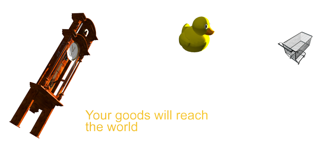 Your goods will reach the world. Sell, put up for auction, offer discounts at a blazing speed - hungry customers will come back for more.
